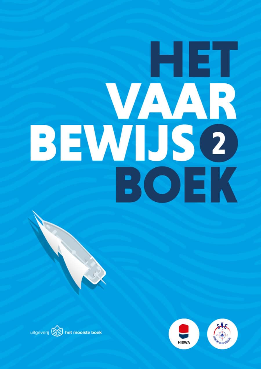 HET vaarbewijs 2 boek van Stichting Vaar Educatie